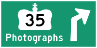 HYPERLINK TO HWY 35 PHOTOGRAPHS PAGE - © Cameron Bevers