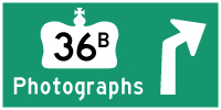 HYPERLINK TO HWY 36B PHOTOGRAPHS PAGE - © Cameron Bevers