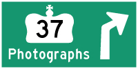 HYPERLINK TO HWY 37 PHOTOGRAPHS PAGE - © Cameron Bevers
