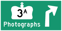 HWY 3A NIAGARA PHOTOGRAPHS - © Cameron Bevers