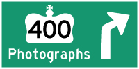 HYPERLINK TO HWY 400 PHOTOGRAPHS PAGE - © Cameron Bevers