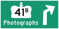 HWY 41B PHOTOGRAPHS - © Cameron Bevers