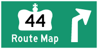 HYPERLINK TO HWY 44 ROUTE MAP PAGE - © Cameron Bevers