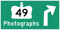 HYPERLINK TO HWY 49 PHOTOGRAPHS PAGE - © Cameron Bevers