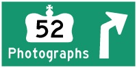HYPERLINK TO HWY 52 PHOTOGRAPHS PAGE - © Cameron Bevers