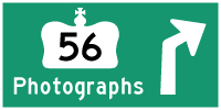 HYPERLINK TO HWY 56 PHOTOGRAPHS PAGE - © Cameron Bevers