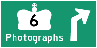 HYPERLINK TO HWY 6 PHOTOGRAPHS PAGE - © Cameron Bevers