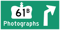 HYPERLINK TO HWY 61B PHOTOGRAPHS PAGE - © Cameron Bevers