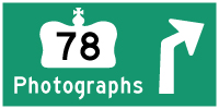 HYPERLINK TO HWY 78 PHOTOGRAPHS PAGE - © Cameron Bevers