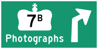 HYPERLINK TO HWY 7B LINDSAY PHOTOGRAPHS PAGE - © Cameron Bevers