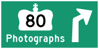 HYPERLINK TO HWY 80 PHOTOGRAPHS PAGE - © Cameron Bevers