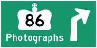 HYPERLINK TO HWY 86 PHOTOGRAPHS PAGE - © Cameron Bevers