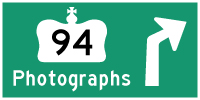 HYPERLINK TO HWY 94 PHOTOGRAPHS PAGE - © Cameron Bevers