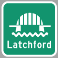 Latchford Bridge Failure 2003