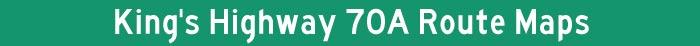 Hwy 70A