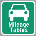 Hyperlink to Ontario Highway Mileage Tables Page