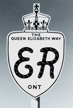 Ontario Highway Sign History - History of Ontario's Kings