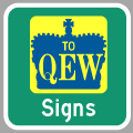 Hyperlink to Other Ontario Highway Signs Page