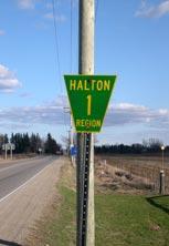 Halton County Road 1 - © Cameron Bevers
