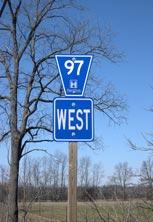 Hamilton Municipal Road 97 - © Cameron Bevers