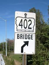 HWY 402 JCT