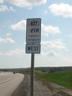 407 Etr Contact >> Ontario Highway 407 (ETR) History - The King's Highways of ...