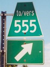 HWY 555