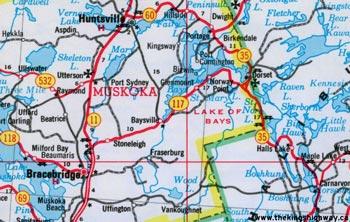 HWY 117 #2 MAP