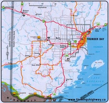 HWY 130 MAP - 1994