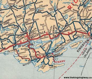 HWY 14 MAP - 1927