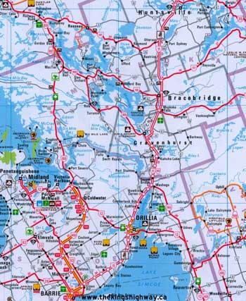 HWY 169 MAP