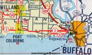 HWY 3C MAP