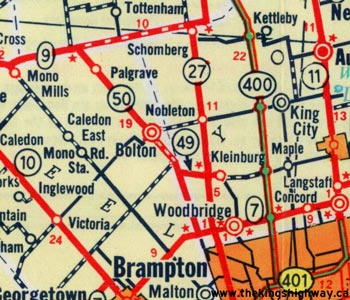 HWY 49 #1 MAP