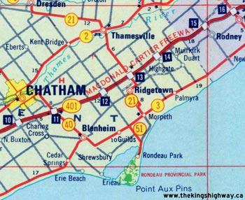 HWY 51 #2 MAP