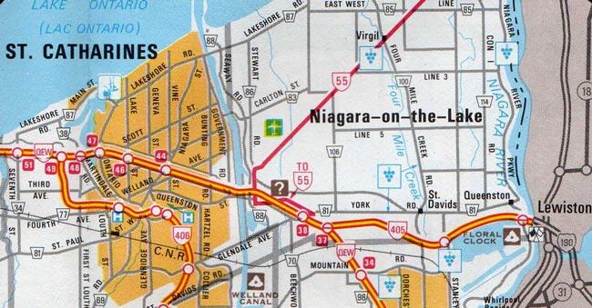 HWY 55 (#2) MAP