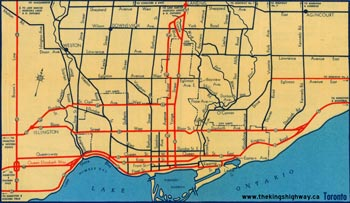 HWY 5A MAP
