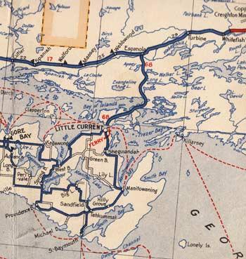 HWY 68 MAP - 1938