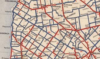 HWY 86 MAP - 1938
