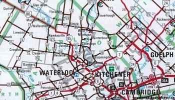 HWY 86 MAP - 1980