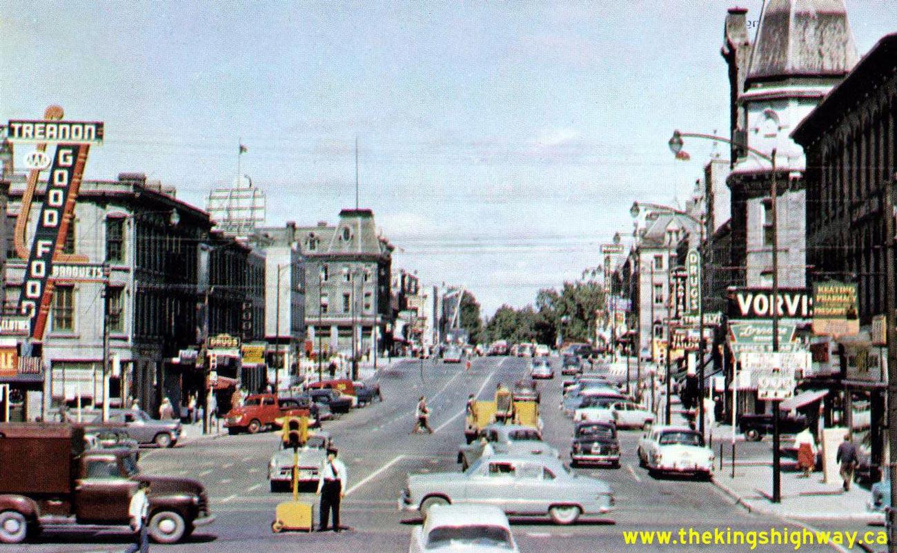 Old Hamilton Ontario