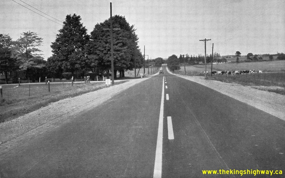 Kings Hwy 50 to 59 List - History of Ontario's Kings Highways