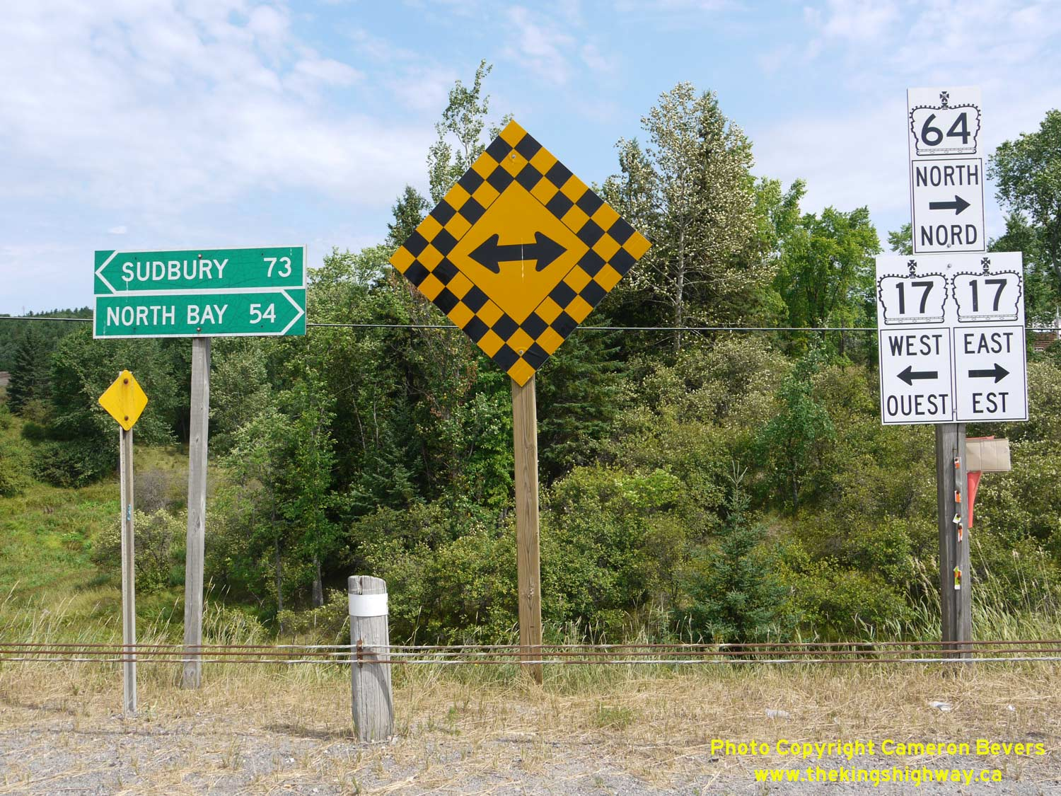 Ontario Highway 17 Photographs - Page 11 - History of