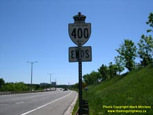 HWY 400 #114 - © Mark Mirrlees