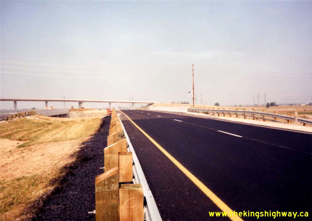 Ontario Highway 407 (ETR) Photographs - History of Ontario's