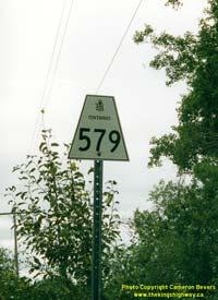 HWY 579 #1 - © Cameron Bevers