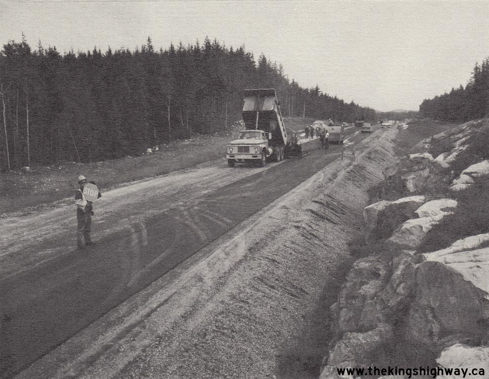 Ontario Highway 144 Photographs - Page 1 - History of