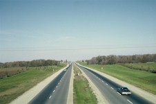 HWY 401 #24 - © Laurie Esseltine