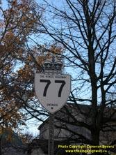HWY 77 #43 - © Cameron Bevers