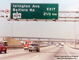 HWY 401 #333 - © Averill Hecht