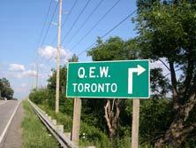 QEW #273 -  © Cameron Bevers